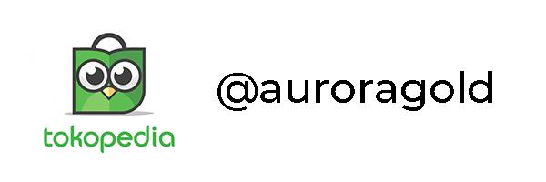 Aurora Gold adalah toko perhiasan emas ASLI kadar 18 KT standar Internasional