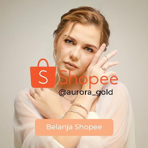 Aurora Gold Official Shop adalah akun resmi dari Aurora Gold di Platform Shopee.